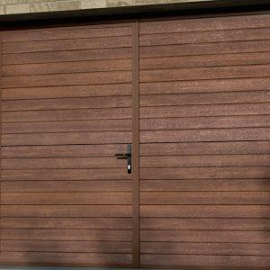 Openslaande garagedeur Lelystad
