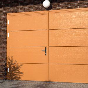 Openslaande garagedeur Deventer