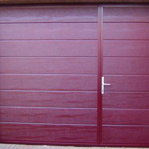 Openslaande garagedeur Elburg